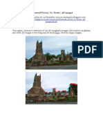 Chapple, R. M. 2014 Holywood Priory, Co. Down. 3D Images. Blogspot Post