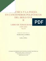 Libro de Tonos Humanos 16551656 Vol2 0