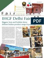 IHGF Delhi Fair - 2017