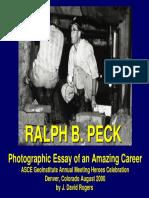 Peck Career