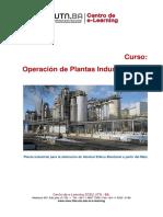 Modulo 2 Unidad N° 8 Curso Operación plantas industriales de Biomasa