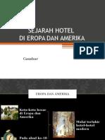 Sejarah Hotel