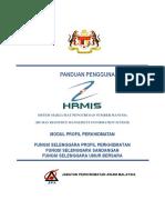 Panduan Pengguna Modul SP HRMIS 2 V1