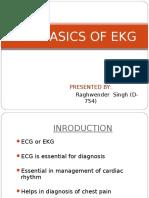 Basics of Ekg