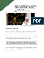 Um Papado Contraditório