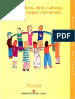 Libro Musica y Juegos Interculturalidad
