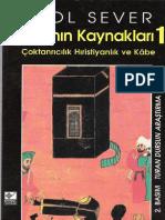 Erol Sever-İslamın Kaynakları-Kaynak Yayınları (1995)