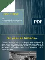 cisc y risc  1