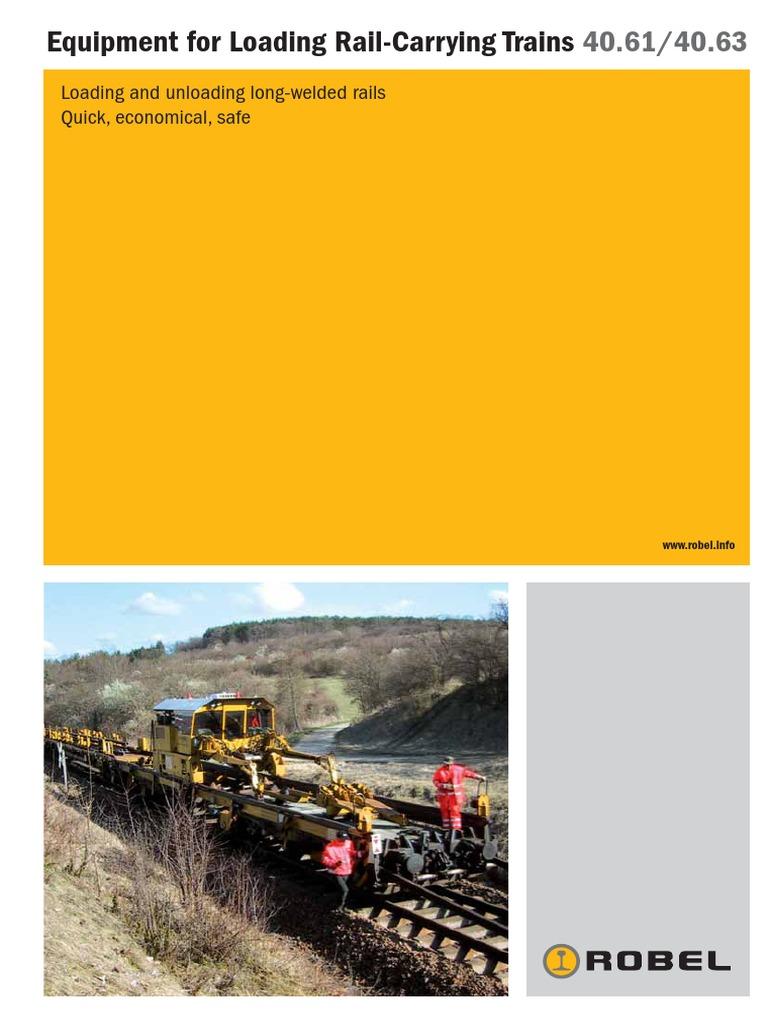 robel | Track (Rail Transport) | Train