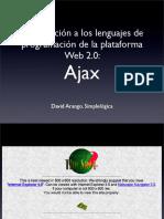 Introduccin a Los Lenguajes de Programacin de La Plataforma Web 20 Ajax1760