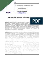 Protocolosde comunicacion