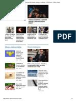 Ciência_ Notícias Sobre Estudos e Pesquisas Científicas - UOL Notícias - Ciência e Saúde