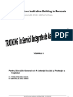 Manual Formarere Servicii Sociale Integrate