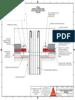 Splanbase22 Sikaplan Basement Waterstop System Typical Flashing Detail Around Pile Heads