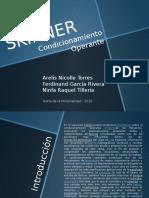 Presentation 321 - Skinner