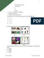 5. Soal Paket 2 Biologie 2016