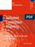 Turbulent Combustion Modeling