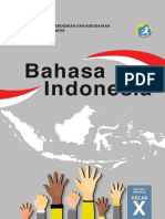 Kelas 10 SMA Bahasa Indonesia Siswa 2016