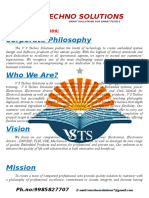 Company Profile VSTS