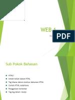 Pbdweb 02 HTML