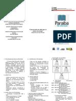 Folder Mais Educação - 04-06-2012