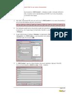 Unire Pi Documenti PDF in Un Unico Documento PDF