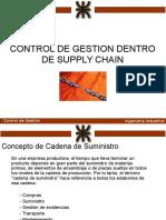 Control de Gestión - Supply Chain