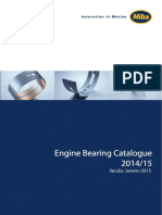 Mancal Para Motores Catálogo de 2014-15