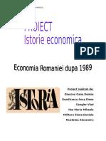 Economia Ro. Dupa 1989