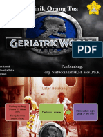 1. Bisnis Plan Klinik Lansia Geriatric World