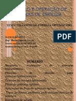 Transito de Energia e Estimação de Estado