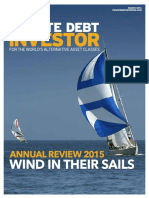 Private Debt Investor Annual Review 2015 - Dechert - 03072016