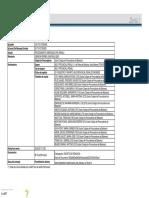 Documento de renuncia de la abogada de Manos Limpias en el 'Caso Nóos'