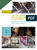 1-2017-Isp-banco Mundial-no Participar en Consulta-por Qué No Funcionan Las Asociaciones Público-privadas