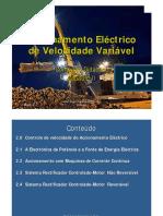 Accionamento Eléctrico-Capitulo II(1)