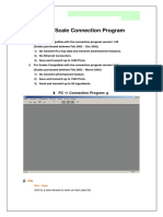 PC-Scale Connection Program User Manual Ver 3 Eng