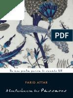 A Conferência Dos Pássaros - Farid Ud-Din-Attar