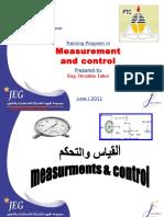 Measurement andControl