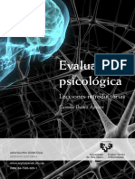Introduccion a La Evaluacion Psicologica