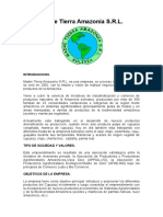 Madre Tierra Amazonía S