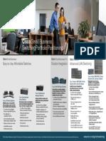 Cisco Small Business Switching Portfolio Poster