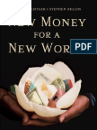 New Money for a New World - Bernard Lietaer