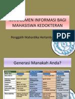 05 - Kuliah Manajemen Informasi