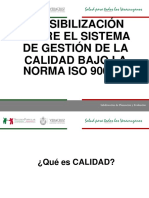 Curso Sensibilizacion ISO Gestores y MAOS DICIEMBRE14