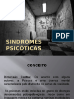 Sindromes Psicóticas - Oficial