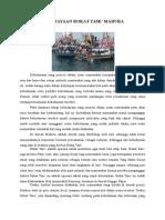 Rokat Tase' Kebudayaan Madura