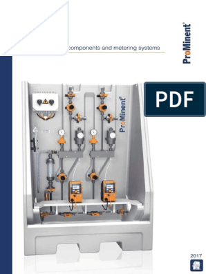 Metering Pumps Components Metering Systems ProMinent Product