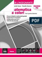 LA Matematica Colori Guida Biennio Risorse Piu