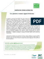 Plantes Indicatrices EHLG