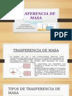Trasferencia de Masa Sergio